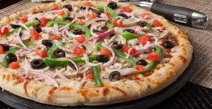 خمیر پیتزا گیاهی