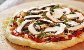 خمیر پیتزا عربی