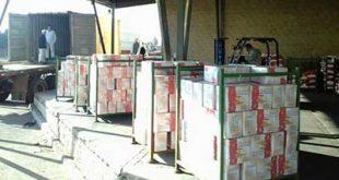 صادرات خمیر مایه رضوی